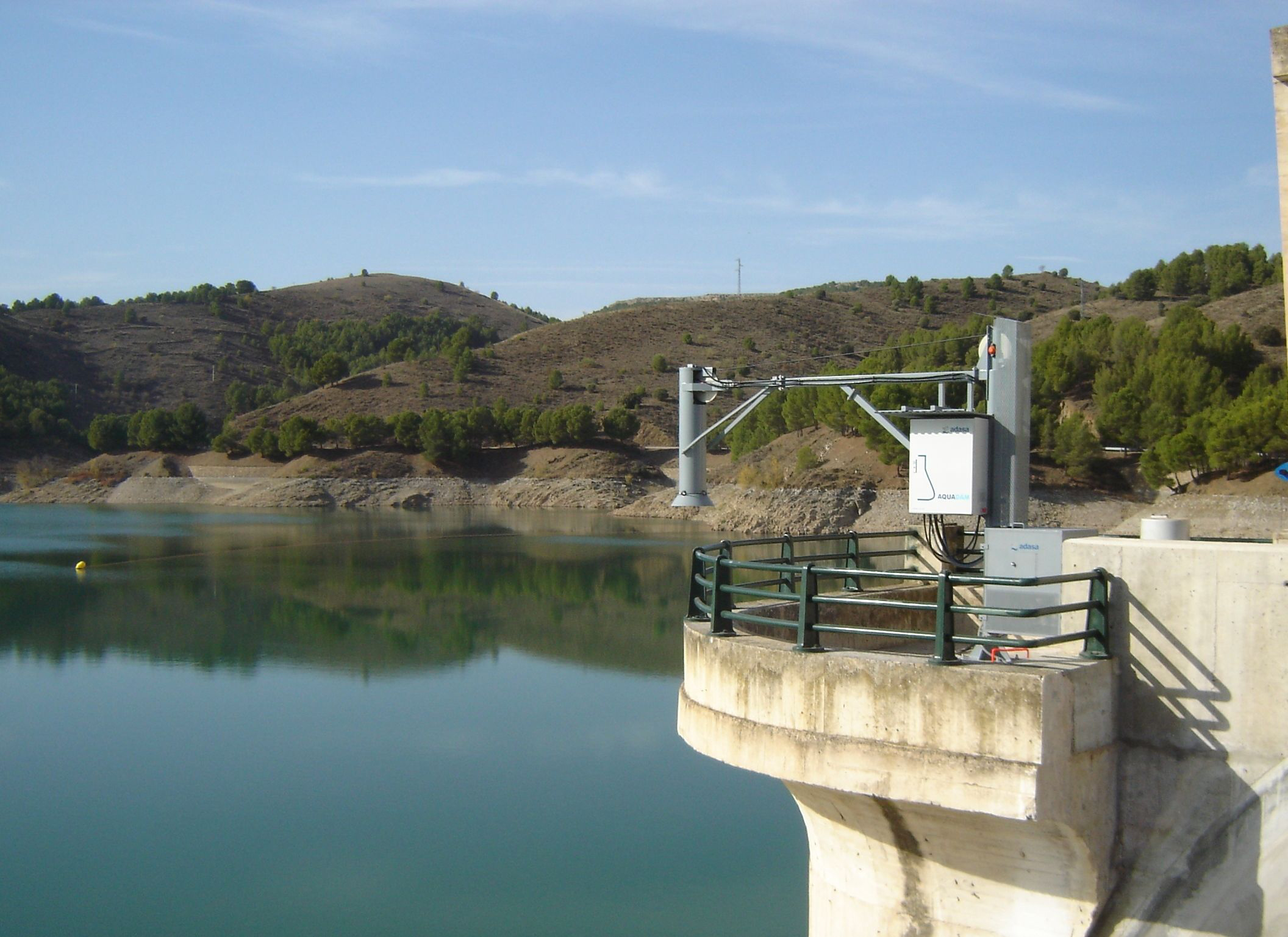 Water quality monitoring and control