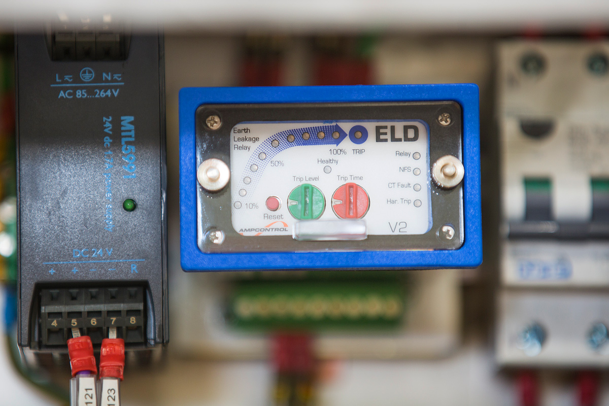 Electrical protection relays