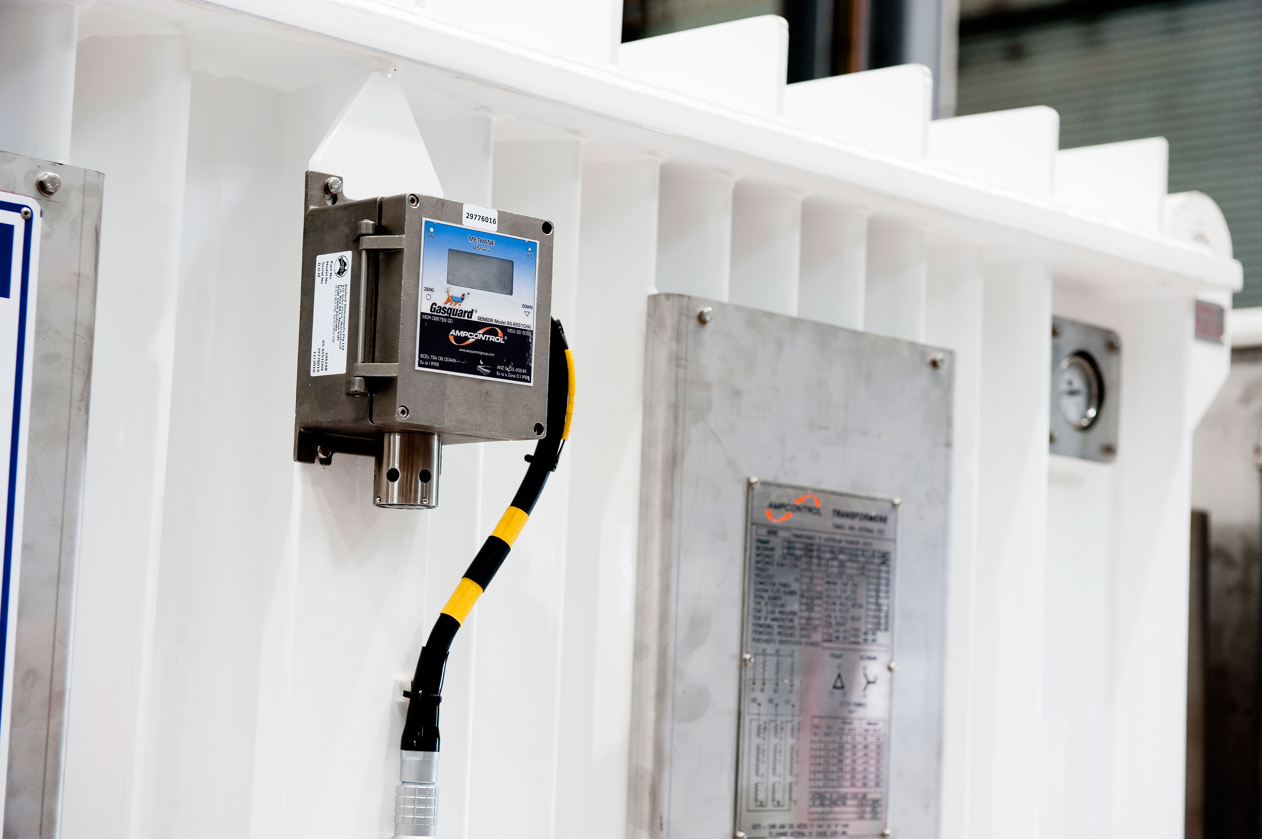 Mining Gas Ventilation Monitoring And Control Ampcontrol