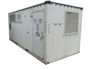Containerised transformer
