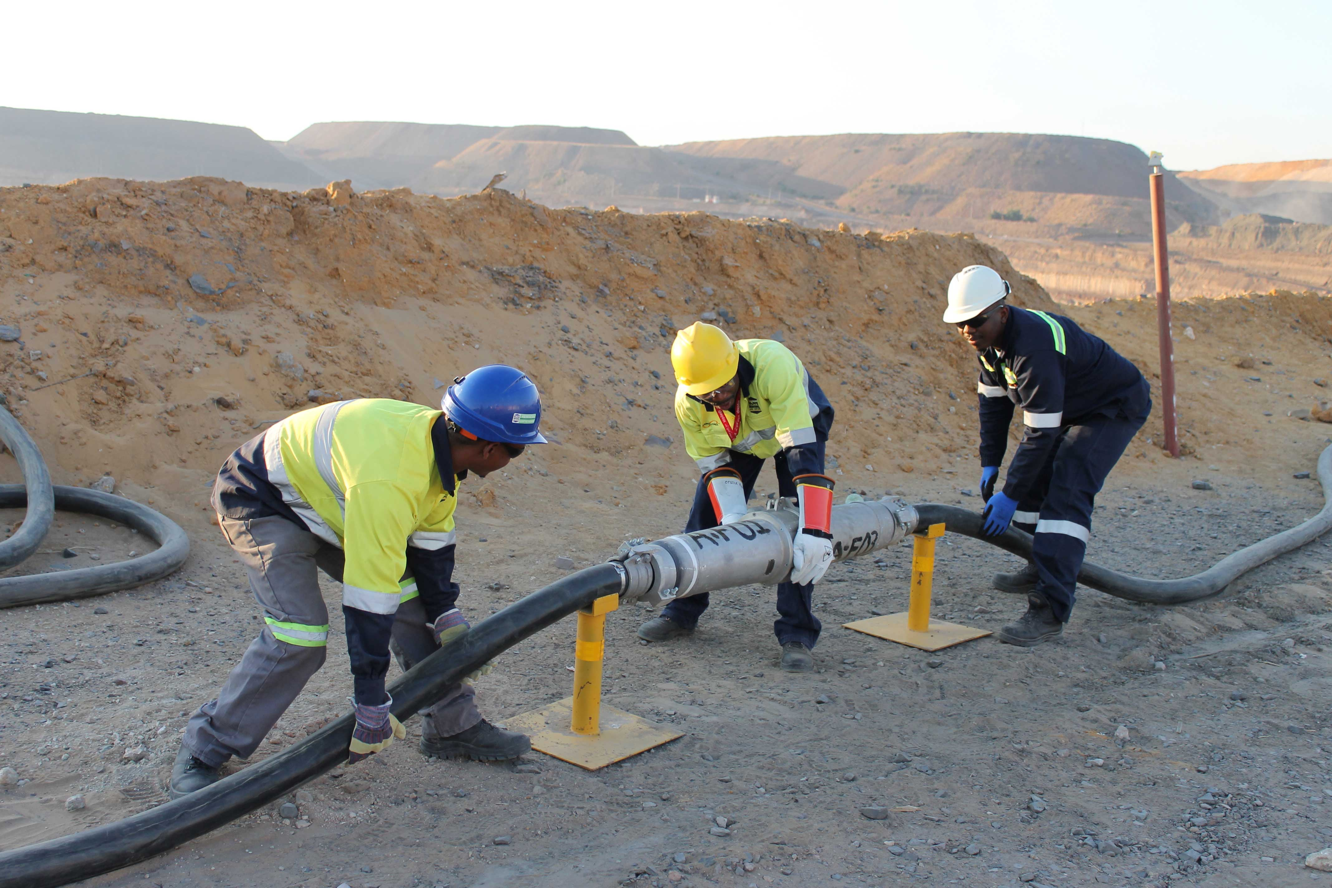 Mining electrical cable