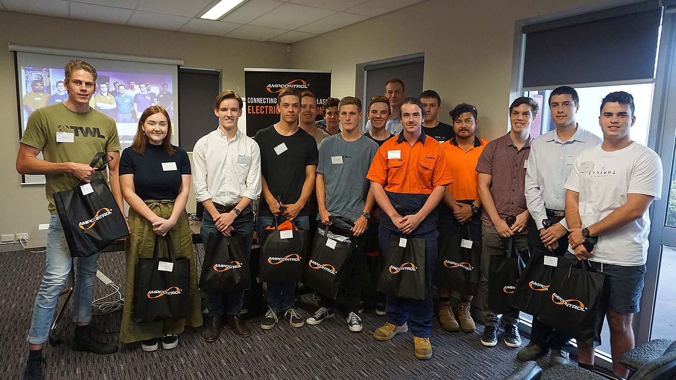 Apprentice and Graduate morning tea