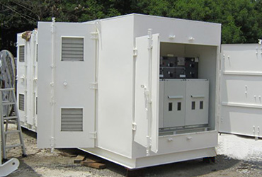armoured flameproof substation Ampcontrol