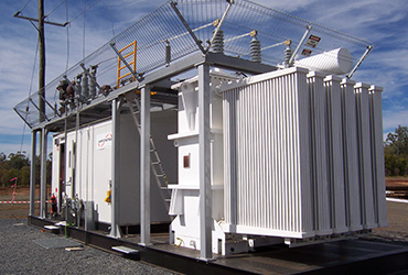 relocatable substation Ampcontrol