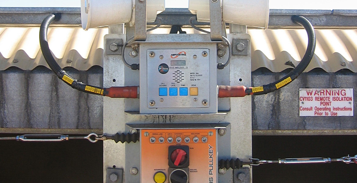 Conveyor Monitoring and Control Systems | Ampcontrol on