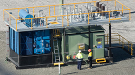 high voltage onsite services