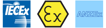 hazardous area ex certified standards