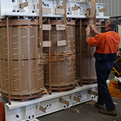 high voltage as3800 overhauls upgrades transformer rewind
