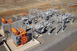 Ampcontrol switchyard substation