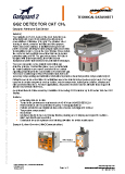 Gasguard 2 catalytic detector tech data sheet