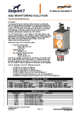 Gasguard 2 Monitoring Solution Tech Data Sheet