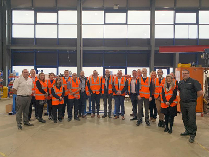 Scottish Engineering Prestwick Site Visit