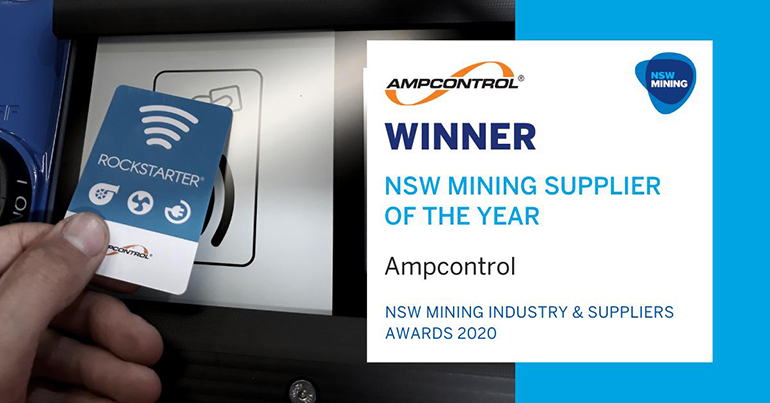 NSW Mining Supplier Winner
