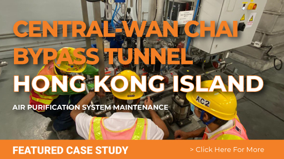 Central-Wan Chai Bypass Tunnel
