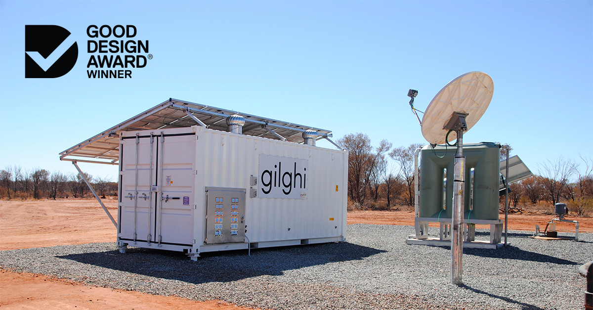 gilghi off-grid water